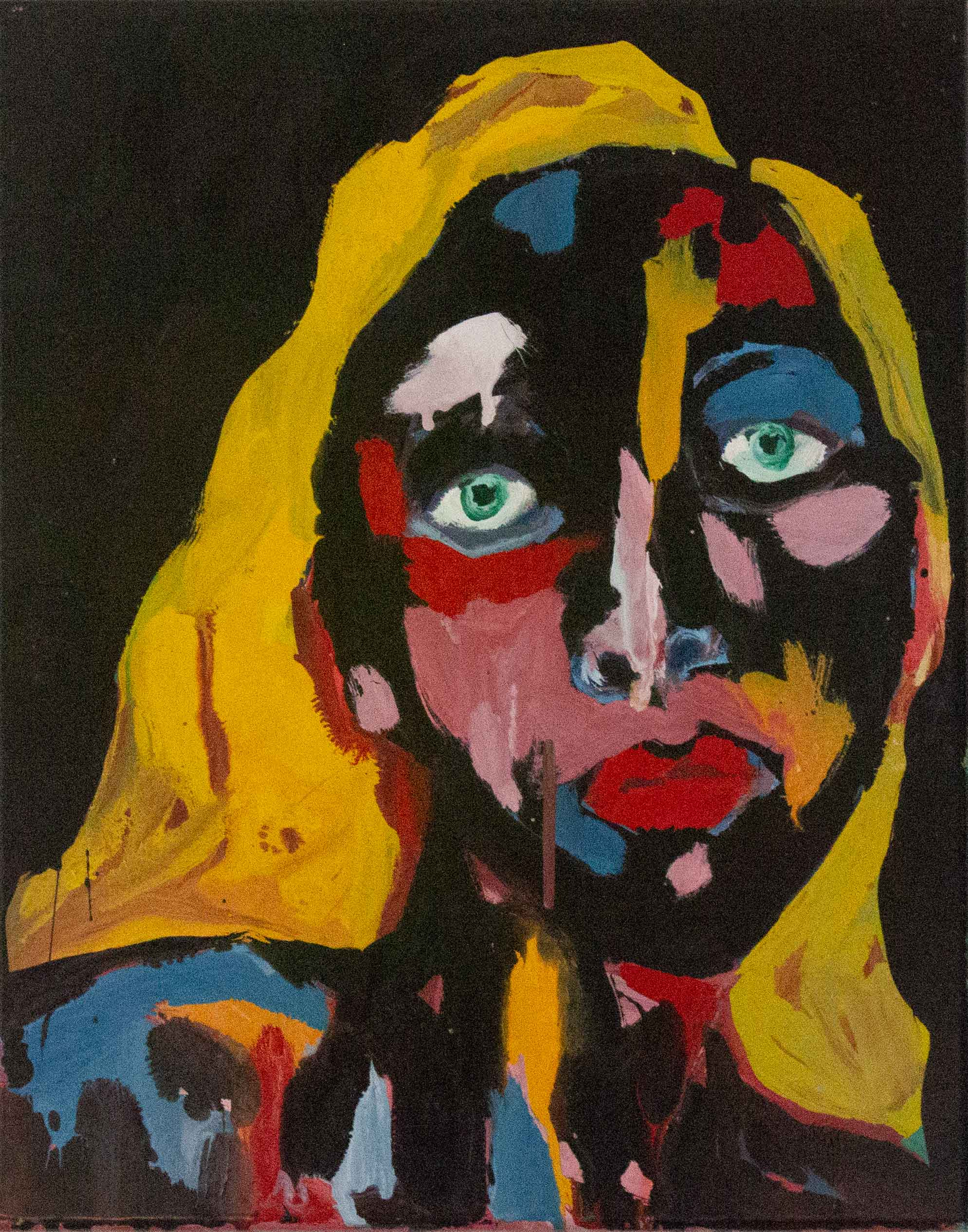 Autoportrait-peindre-la-peinture