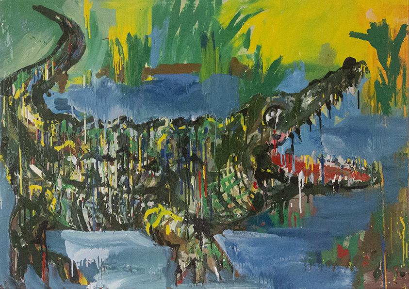Larmes de Crocodile