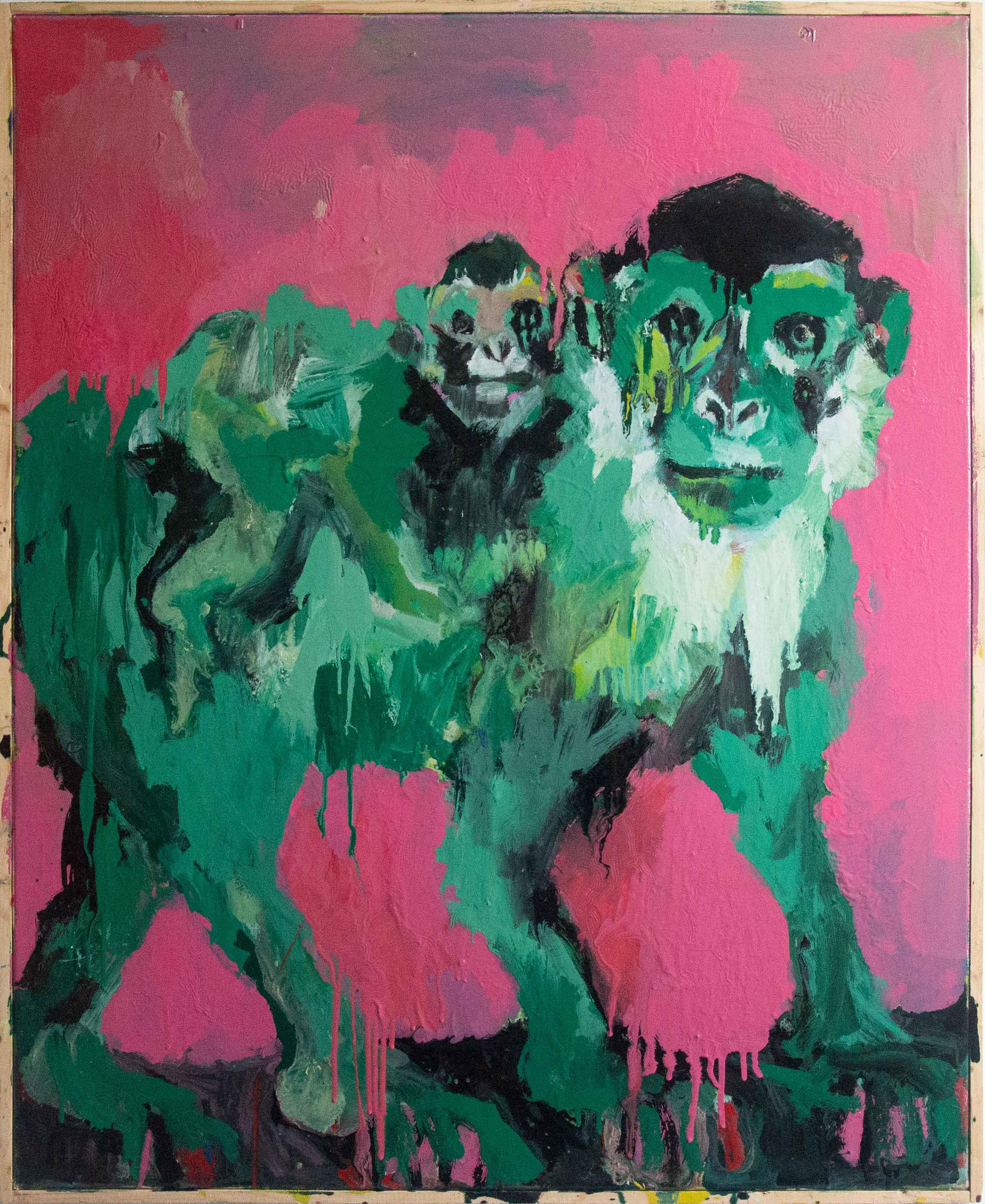 famille-de-singe