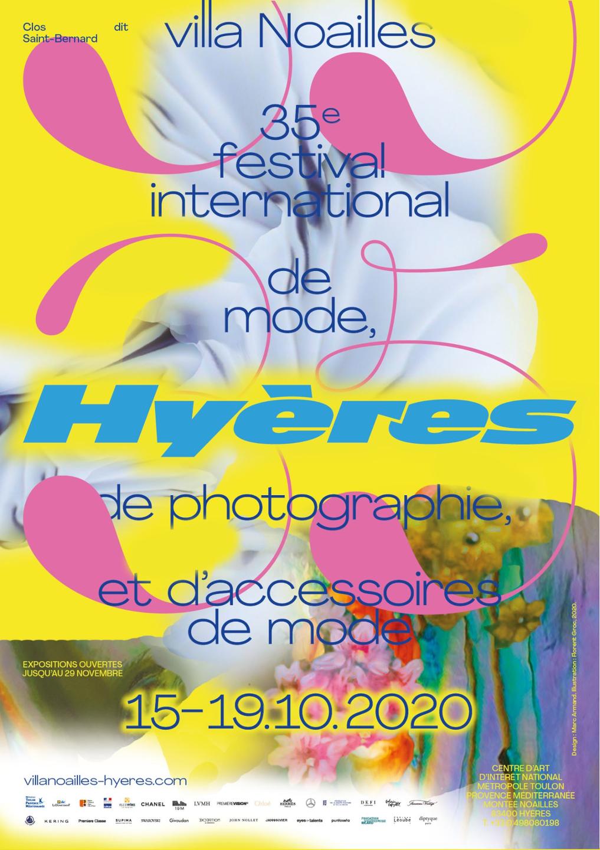 Invitation Exposition Villa Noailles